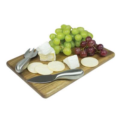Petite Rectangular Cheese Board - Wooden