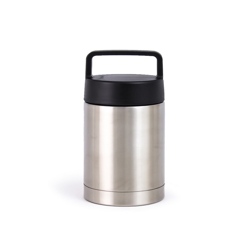 Foodie Lunch Flask - Stainless