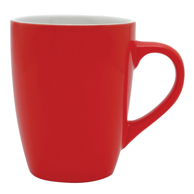 Bella Coffee Cup - RedWhite
