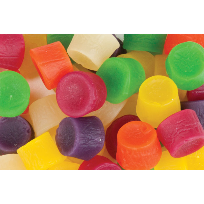 Confectionery 80Gm Bag - Wine Gums
