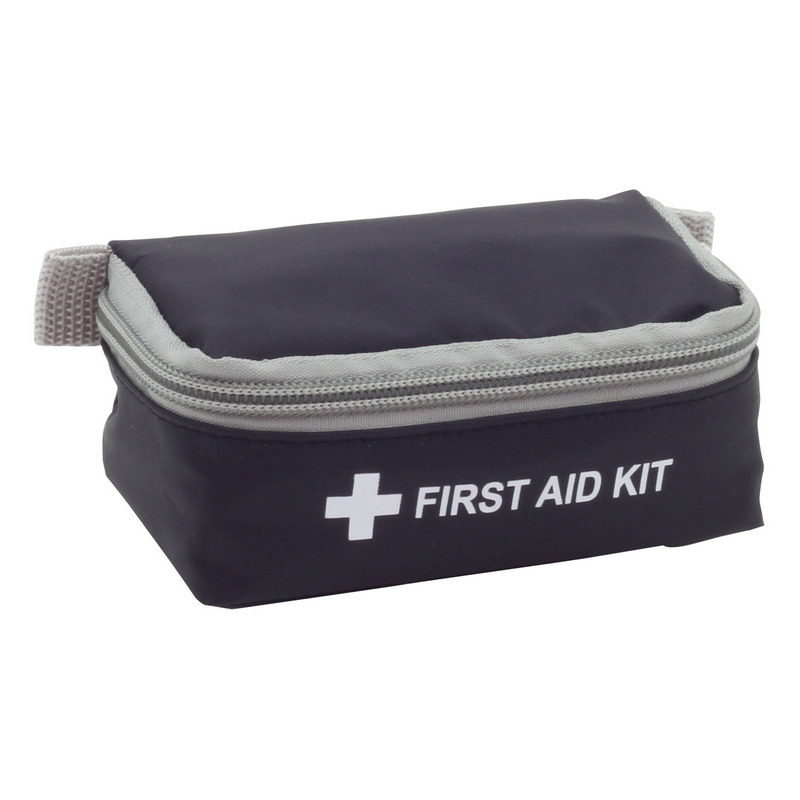 Mini First Aid Kit - BlackGrey