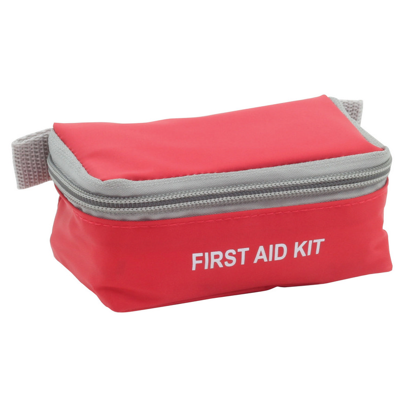 Mini First Aid Kit - RedGrey