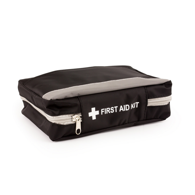 Adventurer First Aid Kit - BlackGrey