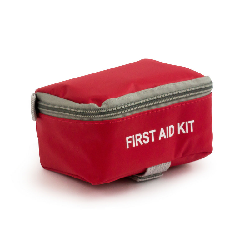 Personal First Aid Kit - RedGrey