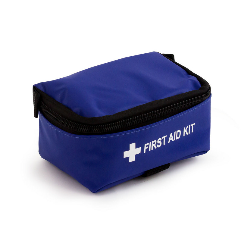 Personal First Aid Kit - Blue