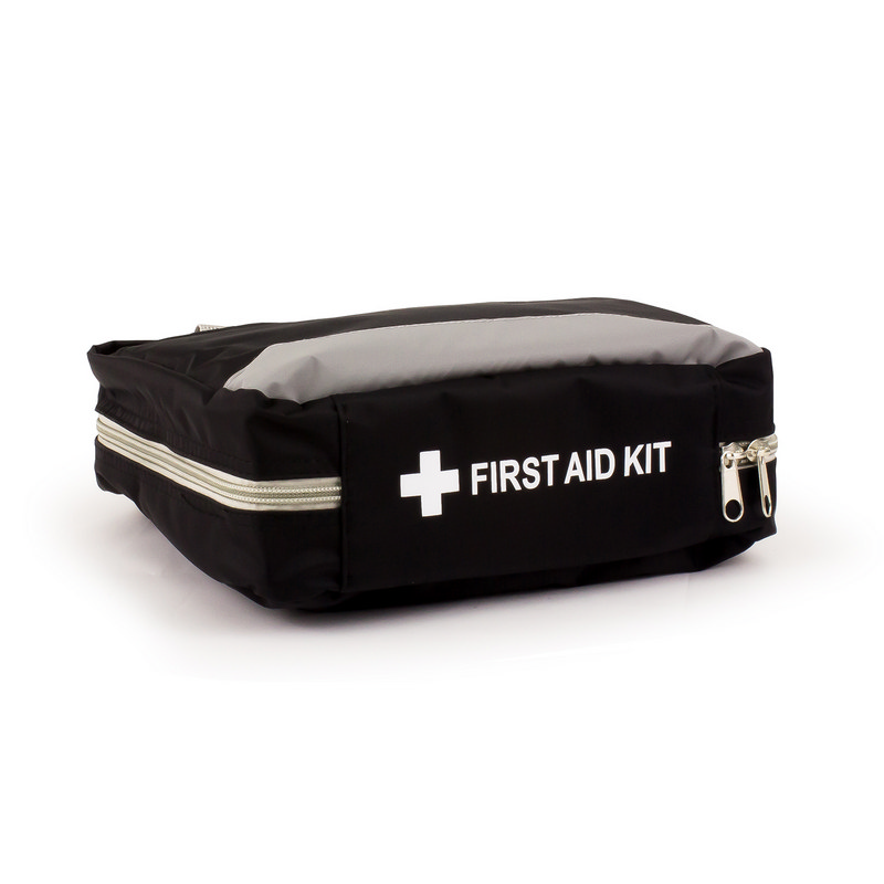 Premier Deluxe First Aid Kit -BlackGrey