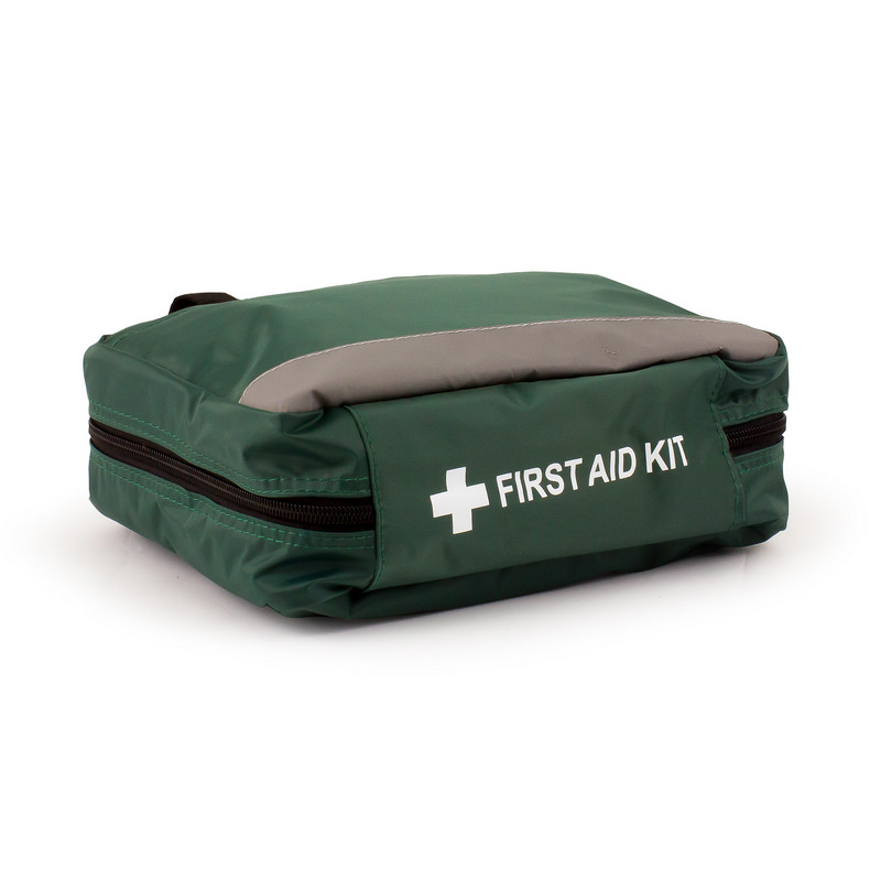 Premier Deluxe First Aid Kit GreenBlack