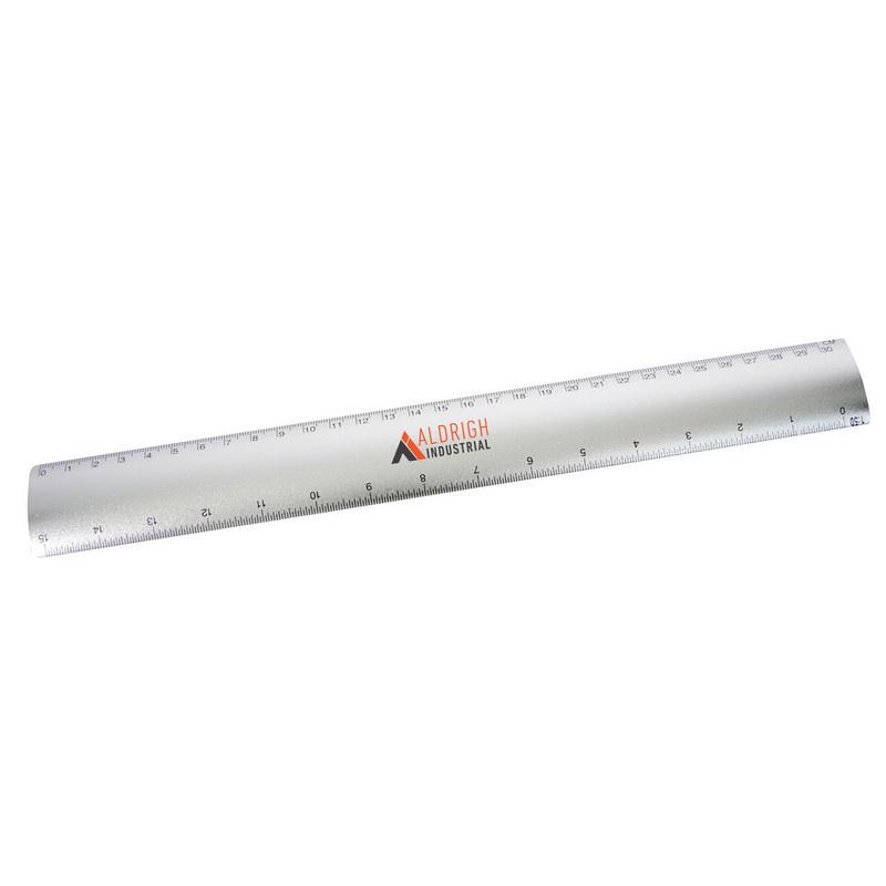 Aluminium Flat Scale Ruler