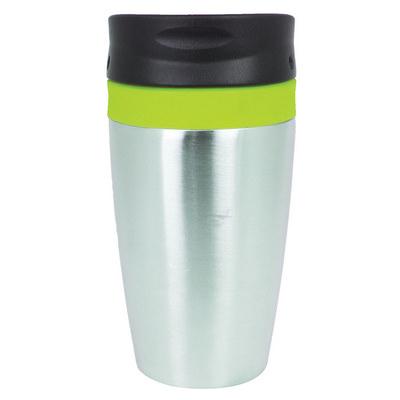 Vienna Thermo Mug - Lime/Silver