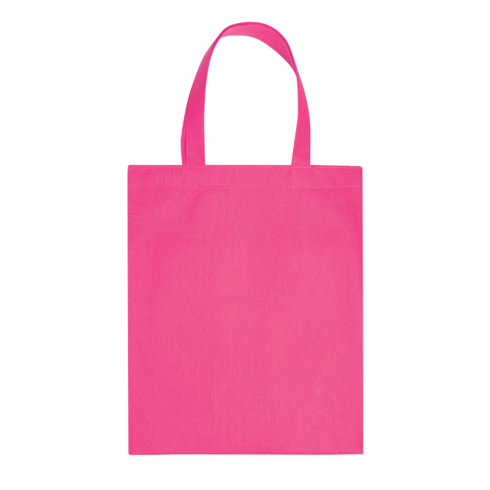 A4 Non Woven Tote - Pink
