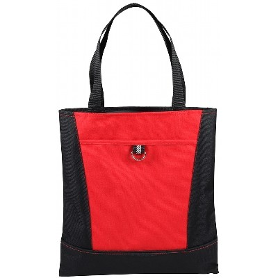 Infinity Tote - Black/Red