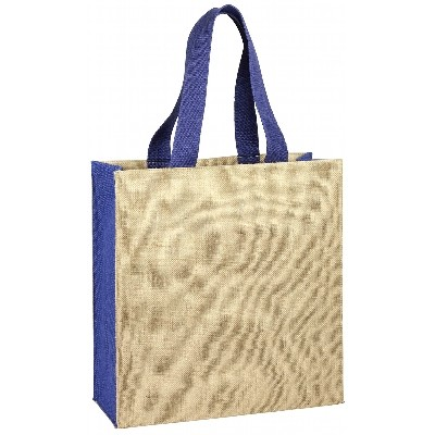 Jute Carry-All - Blue