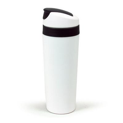 Neo Travel Mug - WhiteGrey