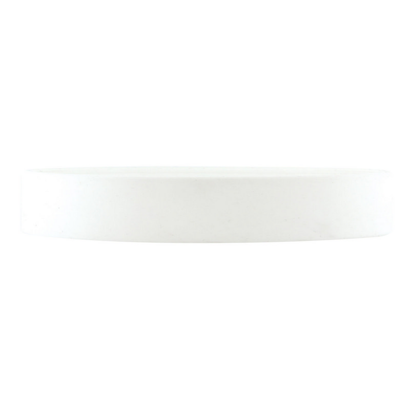 Silicone Wrist Band - White