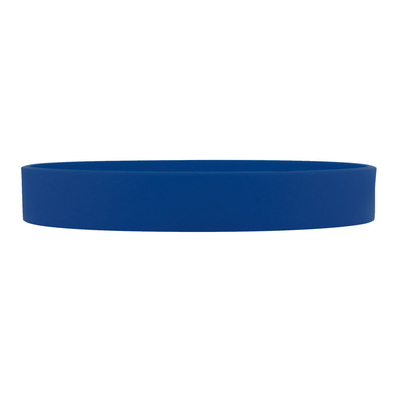 Silicone Wrist Band - Navy