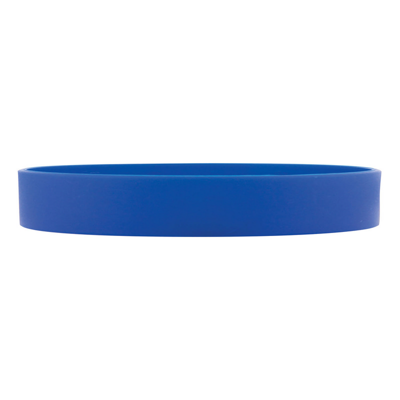 Silicone Wrist Band - Royal Blue