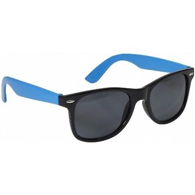 Retro Sunglasses - Process Blue