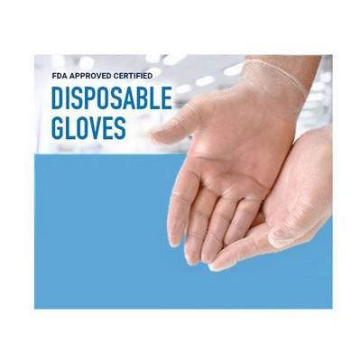 Disposable Gloves (Vinyl)