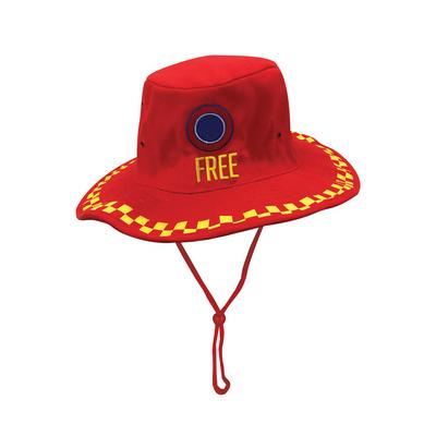 Wide Brim Hat - (printed with 4 colour(s)) HT-04_QZ