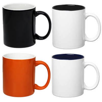 Can Coffee Mug
