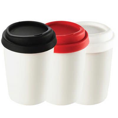 Ceramic Mug with Silicone L