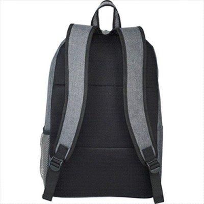 Graphite Deluxe 15 inch Computer Backpack