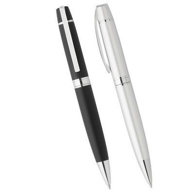 Casarotto Ballpoint Pen - Silver