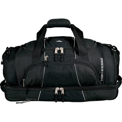 High Sierra Colossus 26 inch Drop Bottom Duffel Bag