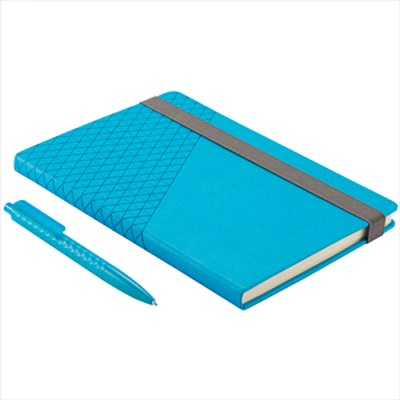 Geo Notebook and Pen Set