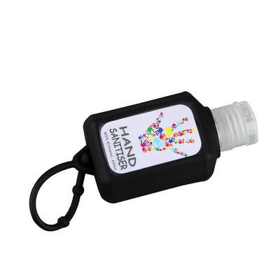 Hand Sanitizer 60ml in Silicone Case