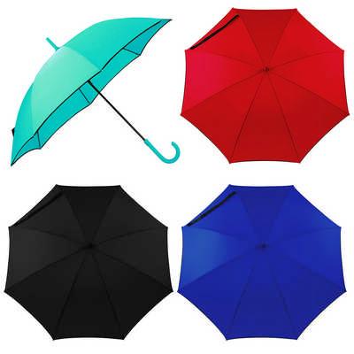 Auto Open Colorised Fashion Umbrella