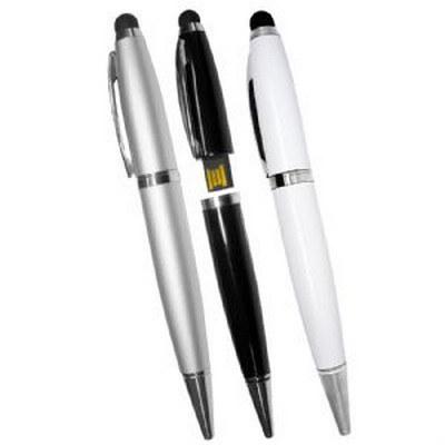 USB Flashdrive Pen with Stylus