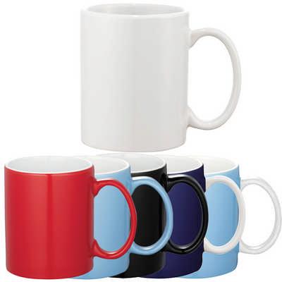 Bounty Ceramic Mug - (printed with 1 colour(s)) 4049_RNG_DEC