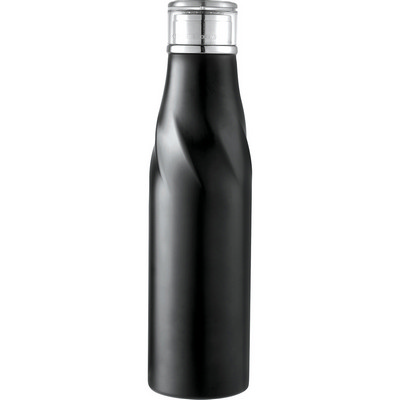 Hugo Auto-Seal Copper Vacuum Insulated Bottlle-Blk 4074BK_RNG_DEC