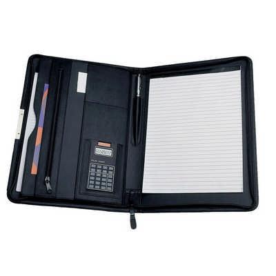 A4 Portfolio with Solar Calculator 572BK_RNG_DEC