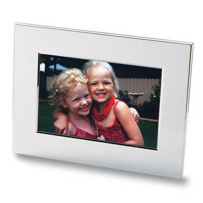 Nickel Plated Photo Frame (8811_RNG_DEC)