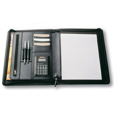 A4 Zippered Compendium (9012_RNG_DEC)