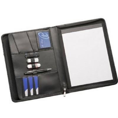 A4 Leather Compendium 9046BK_RNG_DEC