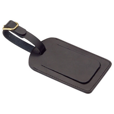 Covered Luggage Tag - (printed with 1 colour(s)) 9082_RNG_DEC