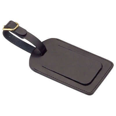Covered Luggage Tag (9082_RNG_DEC)