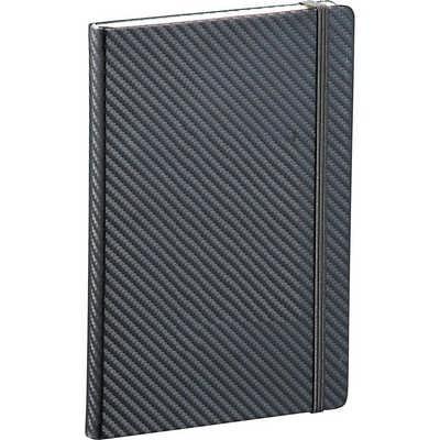 Ambassador Carbon Fibre 5 x 7 JournalBook - (printed with 1 colour(s)) 9135_RNG_DEC