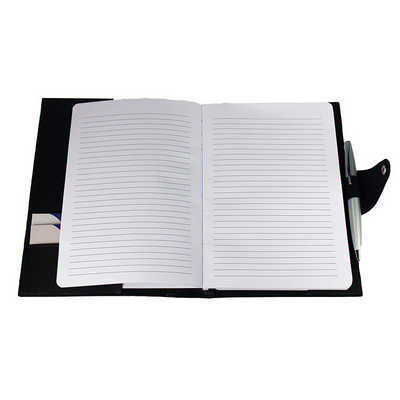 Brigadier A5 Refill Leather Journal Padfolio (9148_RNG_DEC)