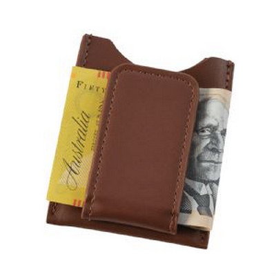Cutter & Buck Money Clip Card Case (CB1006_RNG_DEC)