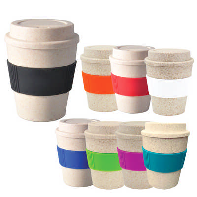 Carry Cup Eco - Bamboo Fibre (CC1003_RNG_DEC)