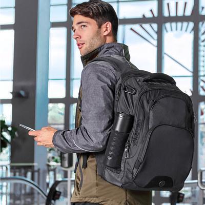 Elleven Rutter TSA 17 inch Computer Backpack (EL024_RNG_DEC)