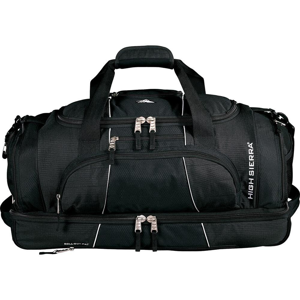 High Sierra Colossus 26 inch Drop Bottom Duffel Bag (HS1005_RNG_DEC)