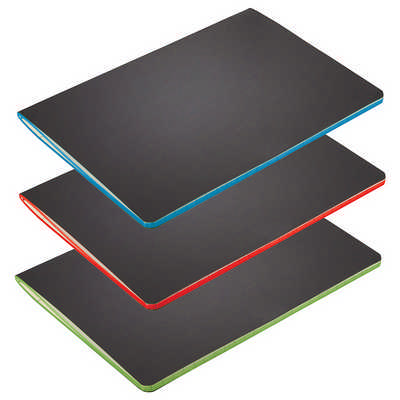Colour Pop Saddlestitch JournalBook - (printed with 1 colour(s)) JB1015_RNG_DEC