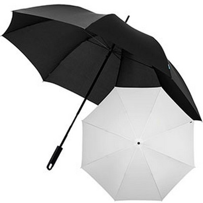 Marksman 30 inch Halo Umbrella - (printed with 4 colour(s)) MM1022WH_RNG_DEC