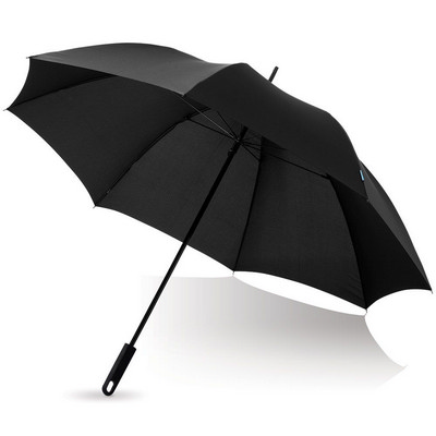 Marksman 30 inch Halo Umbrella - (printed with 4 colour(s)) MM1022BK_RNG_DEC