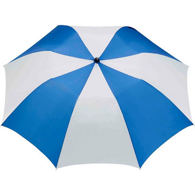 Stromberg Folding Auto Umbrella - (printed with 4 colour(s)) SB1003RYLWH_RNG_DEC